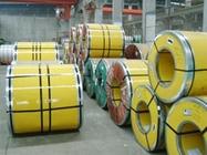 Melhor Tisco/Baosteel/bobina 316L/316 laminados a alta temperatura, ISO ss de aço inoxidável de Lisco do GV bobinam
