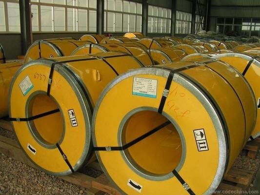 China 316 litros 321 430 430L laminaram a superfície de aço inoxidável das bobinas 2B com largura de 1000mm 1219mmem vendas
